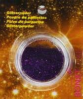 Boite de paillettes - Purple-Violet