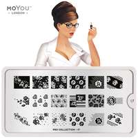 Plaque Stamping Pro 17 - MoYou London