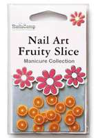 Nailart Fruits (Orange) en sachet - 24 pièces