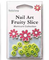 Nailart Fruits (Chinese Gooseberry) en sachet - 24 pièces