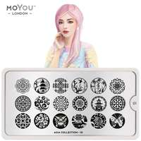 Plaque Stamping Asia 01 - MoYou London