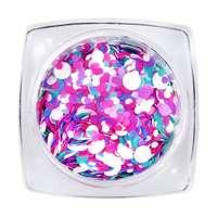 Round Glimmer Mix 5