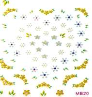 Sticker divers MB20