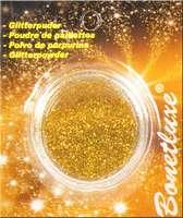 Boite de paillettes - Gold (1)