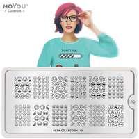 Plaque Stamping Geek 10 - MoYou London