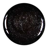Bonetluxe Gel Pailleté Black-Galaxy Silver
