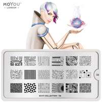 Plaque Stamping Sci-Fi 06 - MoYou London