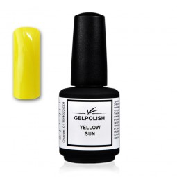 Gelpolish Yellow Sun