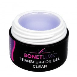 Bonetluxe Transfer Foil Gel Clear
